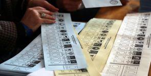 1 Kasım'daki seçime katılabilecek 29 parti belli oldu