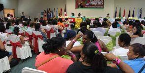 Latin Amerika Kadın Buluşması sona erdi: Haklarımız ve halklarımız için mücadeleye