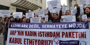 Torba yasa kamu emekçisi kadınlara ne getiriyor?: Önce kadınlara kölelik sonra tüm emekçilere!