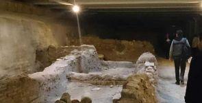 Antik kent üstü AVM iptal edildi