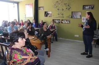 Muhtar adayı Hülya Zabun: Kadınların güveni ve desteğinden güç aldım