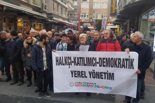 Samsun Demokrasi Platformu: Halkın yerel yönetime katılımı sağlanmalı