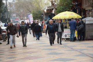 Urfa'da beka değil işsizlik konuşuluyor