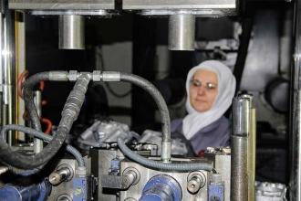 Kadın işçiler mücadelede de en önde olmalı