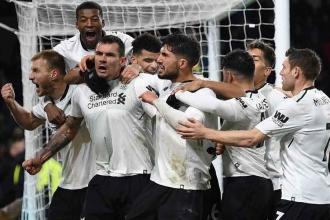 Liverpool son dakikada kazandı