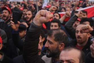 130 thousand metal workers in Turkey are going on strike
