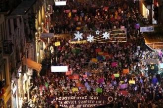 91 kadın ve LGBTİ örgütü: Kadınlar OHAL'e alışmıyor