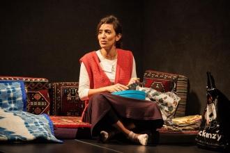 Bir kadın hikayesi: Antabus