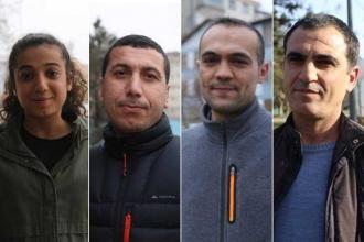 Diyarbakırlılar: Aklıselim her insan savaşa karşı çıkar