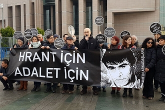Hrant Dink davası: Sanık Şahin, üstlerini bilgilendirmemiş!
