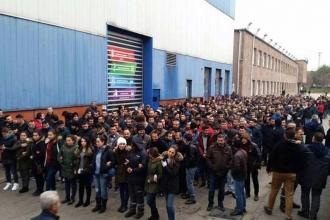 Türk Traktör işçisi: İşçi kırmızı çizgiyi çizdi