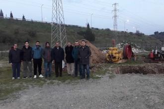 İzmir Uzundereliler JES makinelerini durdurdu