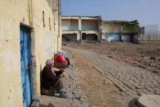 7 kişilik Hanas ailesi de Alipaşa'dan zorla çıkarıldı
