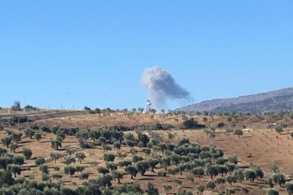 Turkish army chopper was shot down in Hatay: 2 soldiers were killed