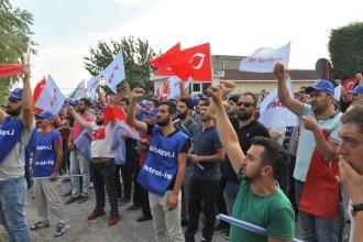 Akkim işçileri: Kazanmak üretimi durdurmaktan geçiyor