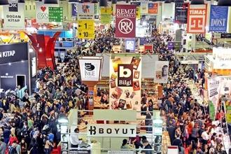 Ankara Kitap Fuarı 16 Şubat'ta başlıyor