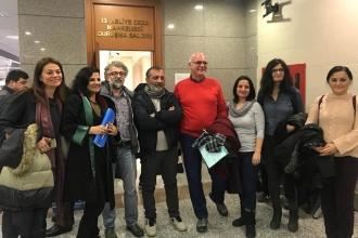 Gazeteci Mavioğlu 'Cumhurbaşkanına hakaretten' beraat etti