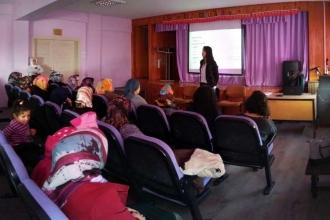 Kocaeli'de kadına yönelik şiddet semineri: Bir arada olalım!