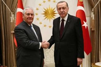 'Erdoğan-Tillerson görüşmesinde neden kayıt tutulmadı?'