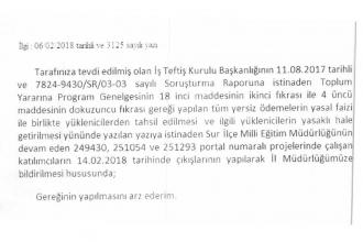 Diyarbakır'daki okullarda çalışan 265 işçi işten atıldı