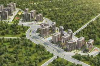 İzmir'de kentsel dönüşüm binaları lüks konut olarak satışta