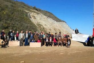 Fatsa'daki Taş ocağına kapasite artışı