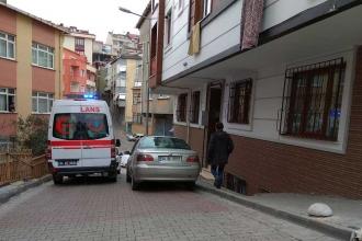 İstanbul Kağıthane'de kadın cinayeti