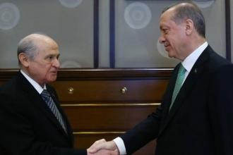 AKP-MHP' ittifak teklifi Meclise sunuldu, teklifin tam metni