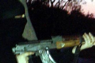 IŞİD'in canlı bombası olduğu iddia edilen kadına tahliye