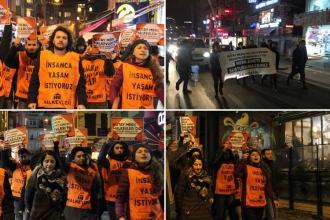 Halkevleri, Kutay Meriç'in tutuklanmasını protesto etti