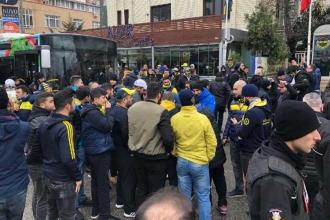 Beşiktaş - Fenerbahçe derbisinde 41 taraftara işlem yapıldı
