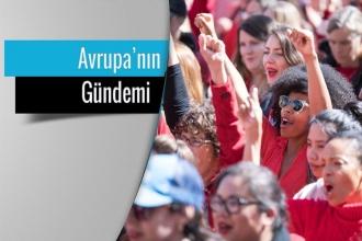 8 Mart için grev ve mücadele çağrısı