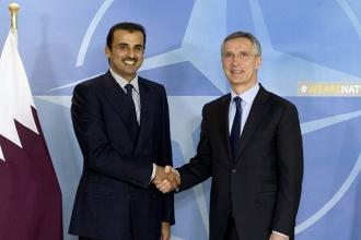 Katar, üssünü NATO'ya açıyor