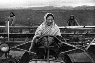 Ekim Devrimi ve Doğu Cumhuriyetlerinde Kadın