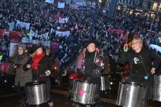 İsveç ve Norveç'te 8 Mart: Tüm kadınlar özgürleşene kadar…