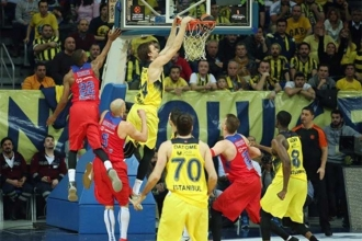 Euroleague'de dev randevu: Fenerbahçe-CSKA Moskova