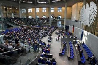 Alman meclisinde Türkiye'ye Afrin eleştirisi