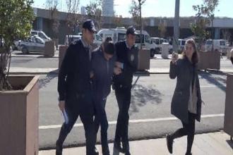 Metroda kadına saldırı;şüpheli adliyeye sevk edildi