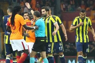 Derbiden gol sesi çıkmadı: Fernerbahçe 0-0 Galatasaray