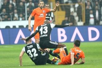 Zirvede kritik  90 dakika: Başakşehir - Beşiktaş