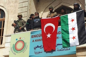 Imperialist infighting in Syria and the fall of Afrin