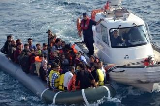 2018'in ilk iki ayında Avrupa'ya yaklaşık 13 bin mülteci geldi