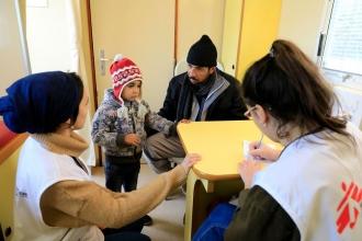 'Mülteciler insanlık dışı politikaların bedelini sağlığıyla ödememeli'