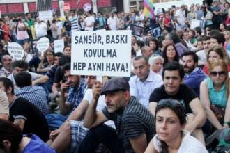 Basın örgütlerinden çağrı: Tek sese karşı hakikate sahip çıkalım