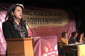 Pervin Buldan: Birleşik mücadeleye ihtiyaç var