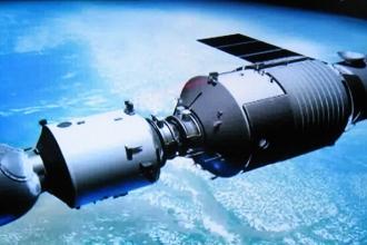 Kontrolden çıkan uzay üssü Tiangong-1 Dünya'ya düşebilir