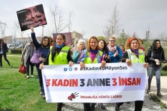 '3 İnsan, 3 Kadın, 3 Anne' Eskişehir'e ulaştı
