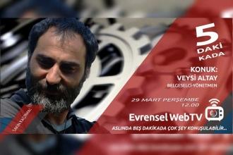 Belgeselci-Yönetmen Veysi Altay ile son filmi Bîr'i (Kuyu) konuştuk