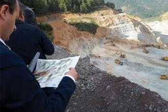 Altın madeni Kozak'a doğru genişliyor