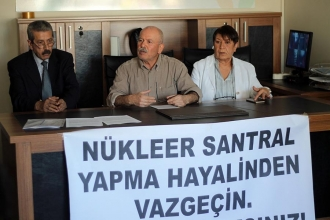 HDP Ekoloji Meclisi'nden 'Akkuyu Nükleer Santrali' tepkisi